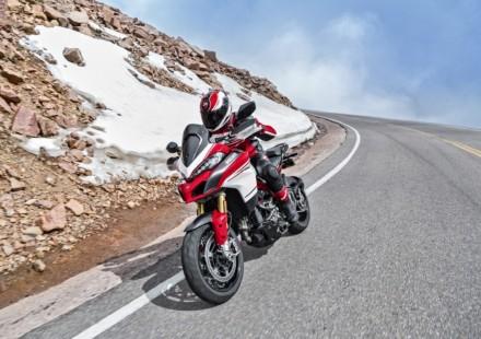 Ducati Multistrada 1200 Pikes Peak