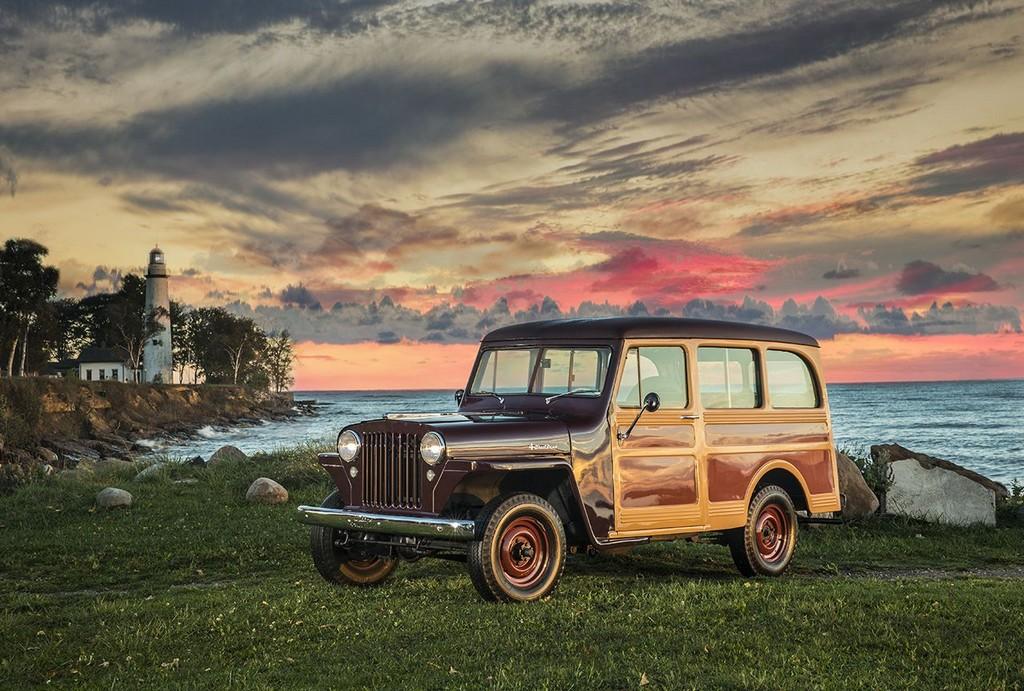 Jeep Willys Wagon 1946-65