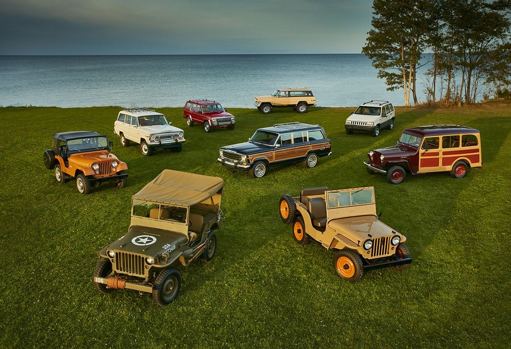 La Storia Jeep