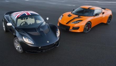 Lotus Exclusive