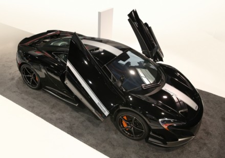 McLaren 675LT Coupe JVCKENWOOD