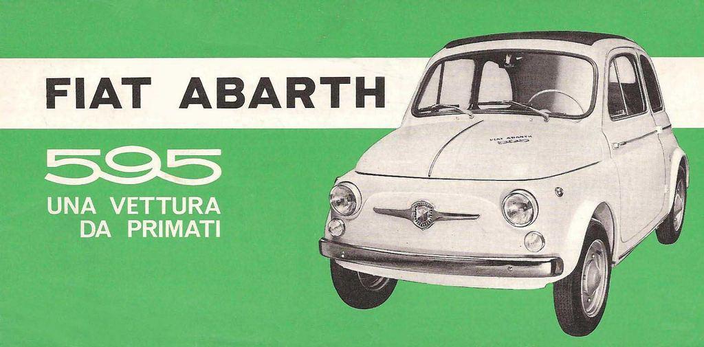 Abarth 595 AutoMotoRetro