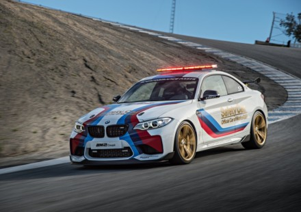 BMW M2 Safety Car Laguna Seca