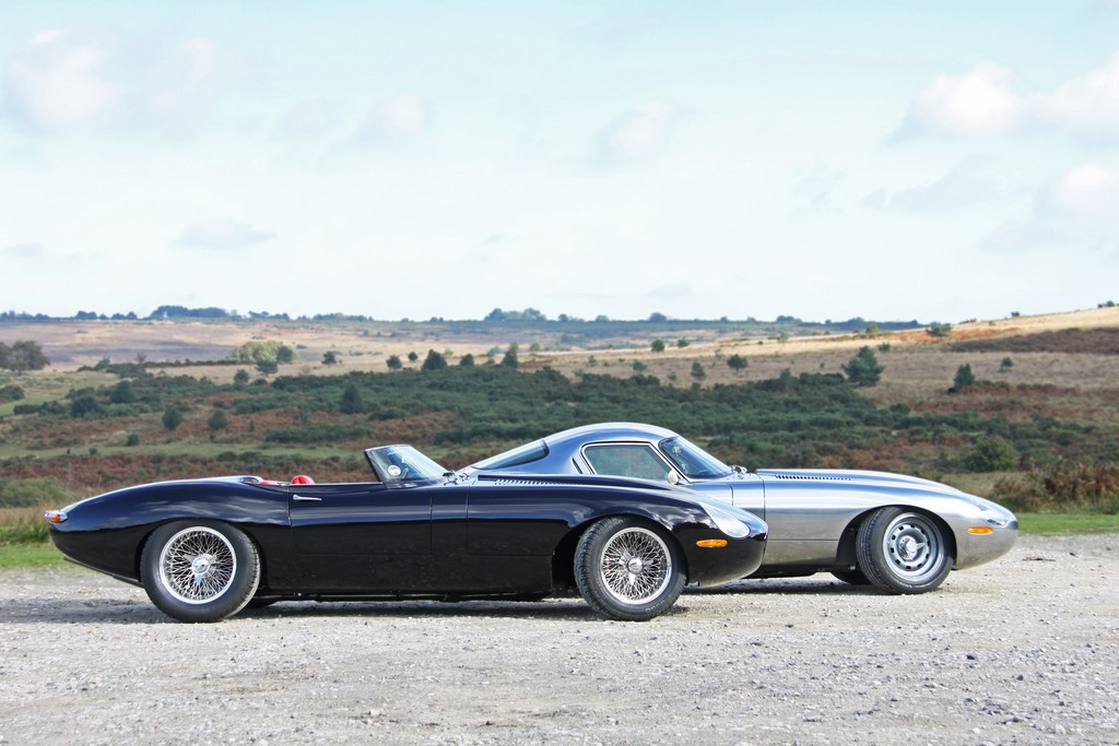 Eagle E-Type Speedster e Low Drag GT