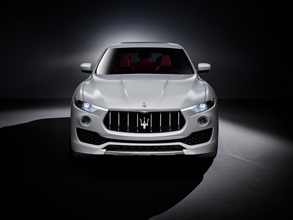 Maserati Levante Davanti