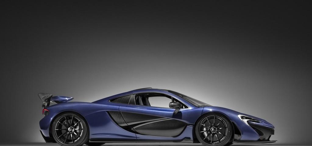 McLaren P1 MSO Lato