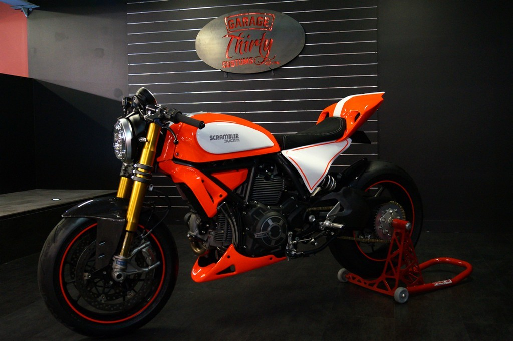 Scramblegale by Canberra Motorcycle Center