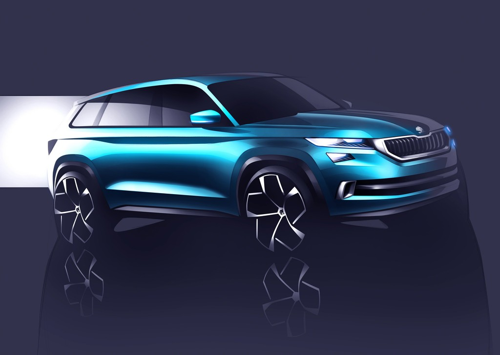 Skoda Vision S Concept