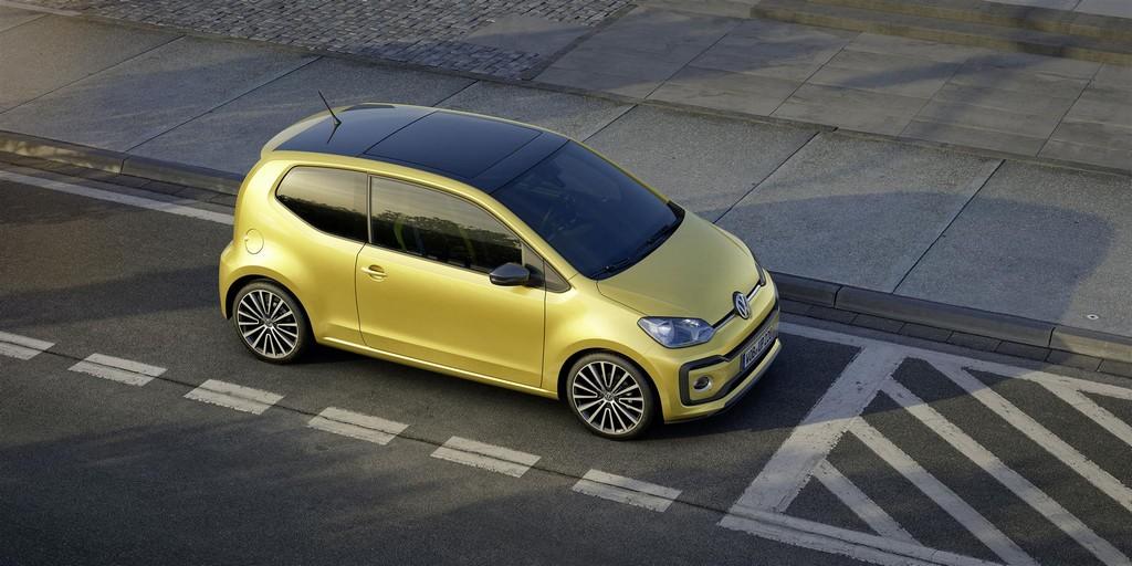 Volkswagen UP! Nuova Lato