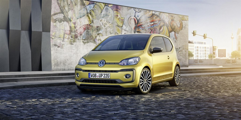 Volkswagen UP! Nuova