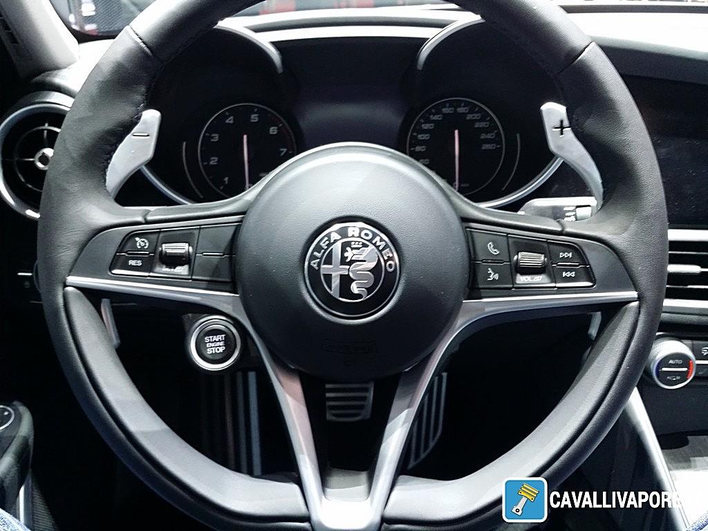 Alfa Romeo Giulia Allestimento Motorizzazioni E Gamma