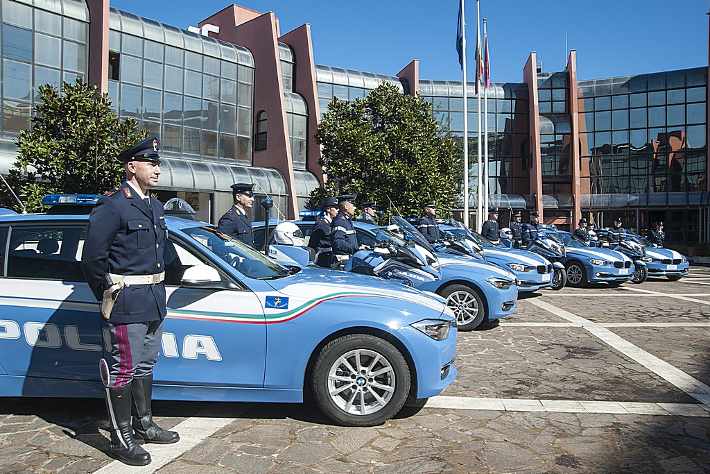 BMW e Polizia Stradale