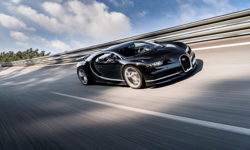 Bugatti Chiron Pista
