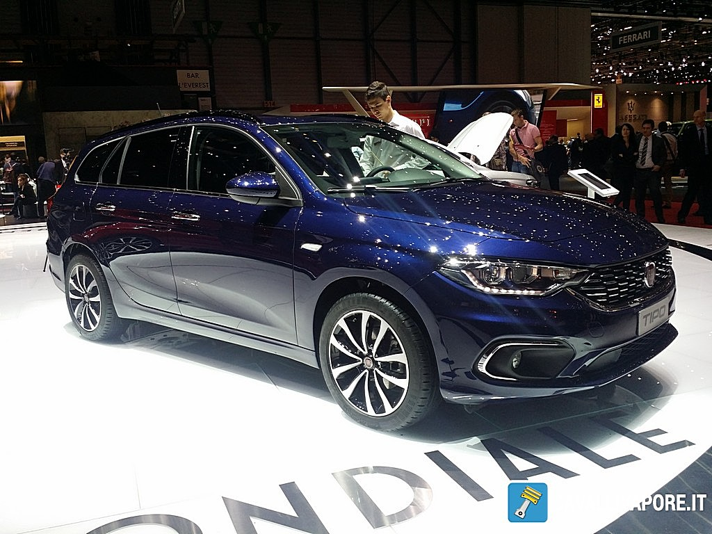 Fiat Tipo Station Wagon LIVE GIMS 2016