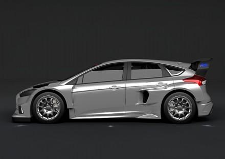 Ford Focus RS Competizione Lato