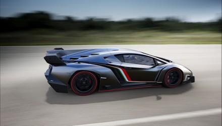 Lamborghini Veneno Lato