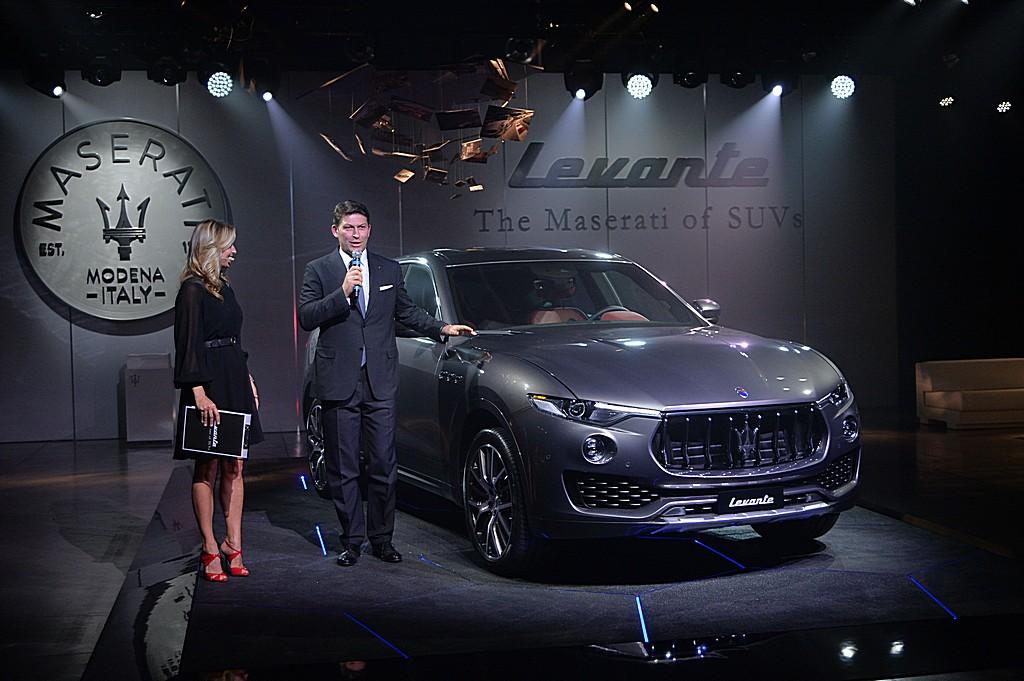 Maserati Levante Milano 4