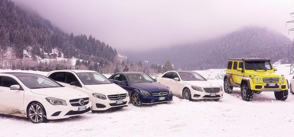 Mercedes 4MATIC
