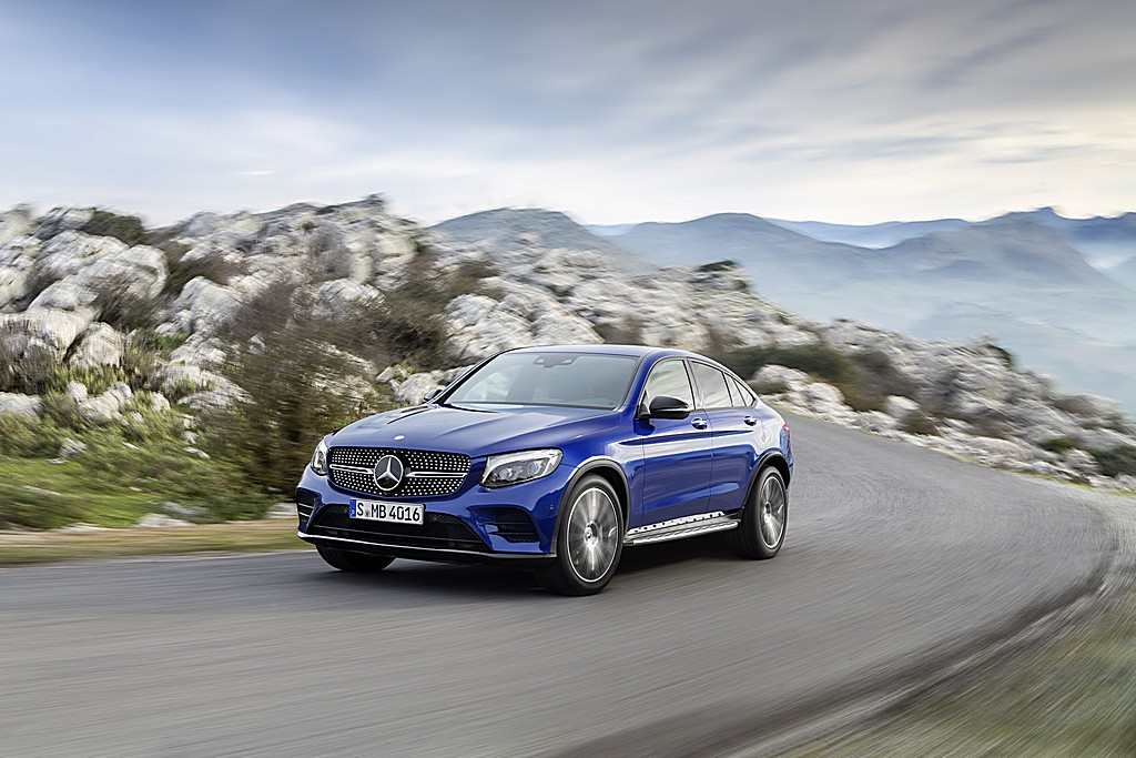 Mercedes GLC Coupe Dinamica