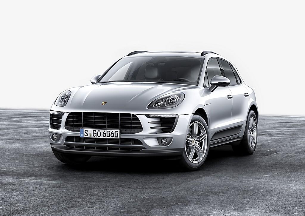 Porsche Macan Turbo Due Litri