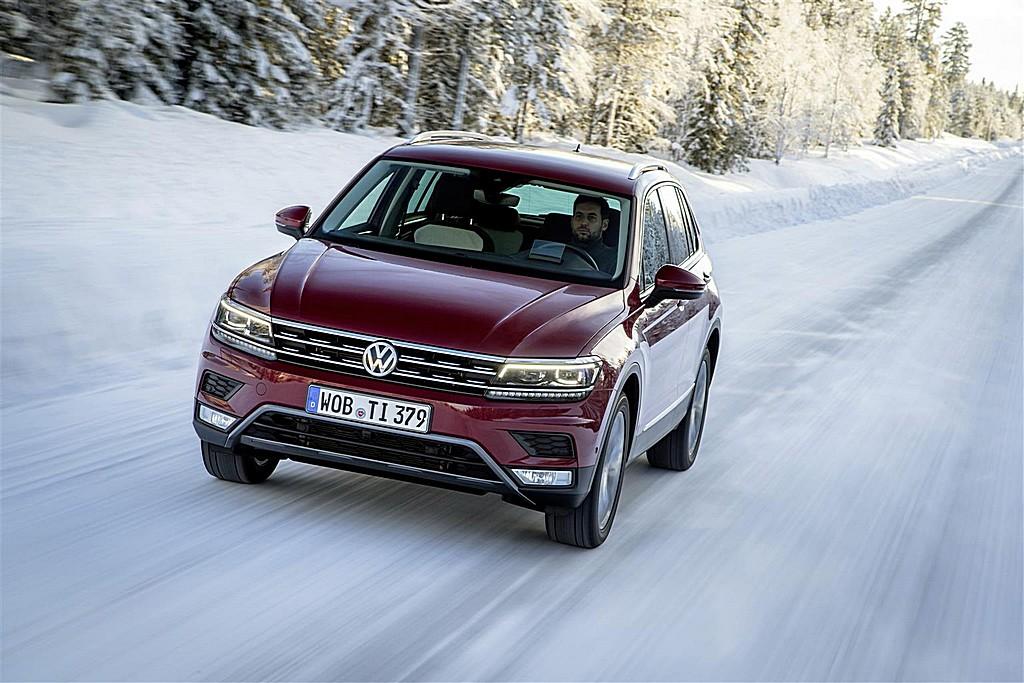 Volkswagen nuova tiguan allestimenti e prezzi per il for Tiguan confortline business