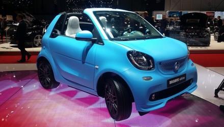 smart fortwo cabrio BRABUS LIVE GIMS