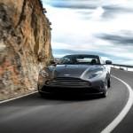 Aston Martin DB11 Davanti Dinamica