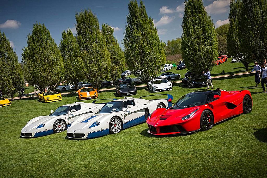 Cars and Cofee Brescia 2016 14