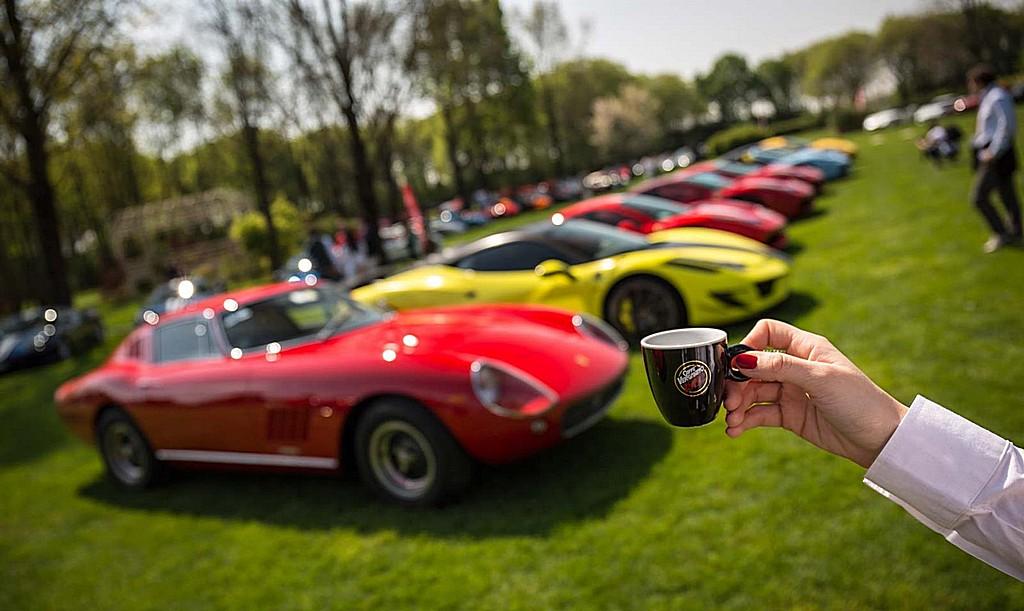Cars and Cofee Brescia 2016 5