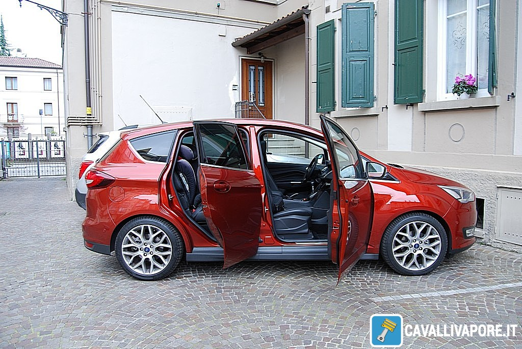 Ford C-Max Porte Aperte
