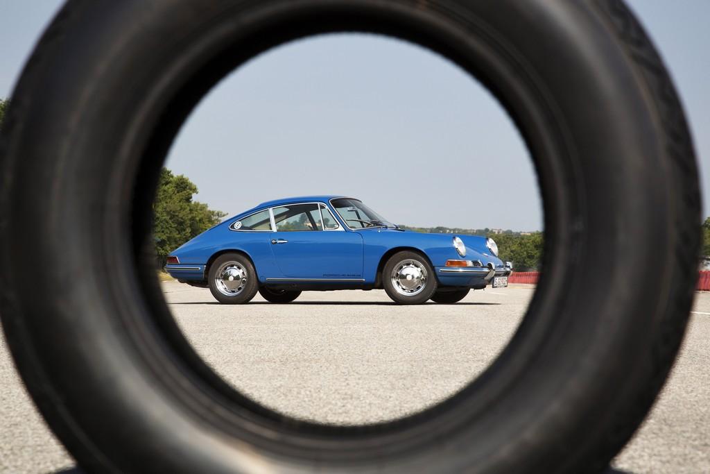 Porsche Pneumatici Epoca