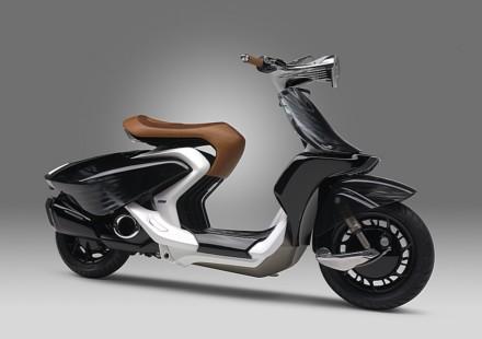 Yamaha Scooter 04GEN Concept