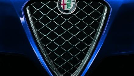 Alfa Romeo Giulia Calandra Mopar