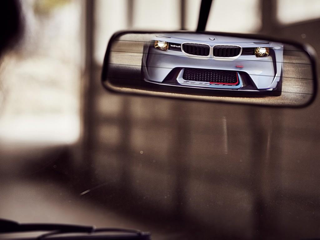 BMW 2002 Hommage Specchietto