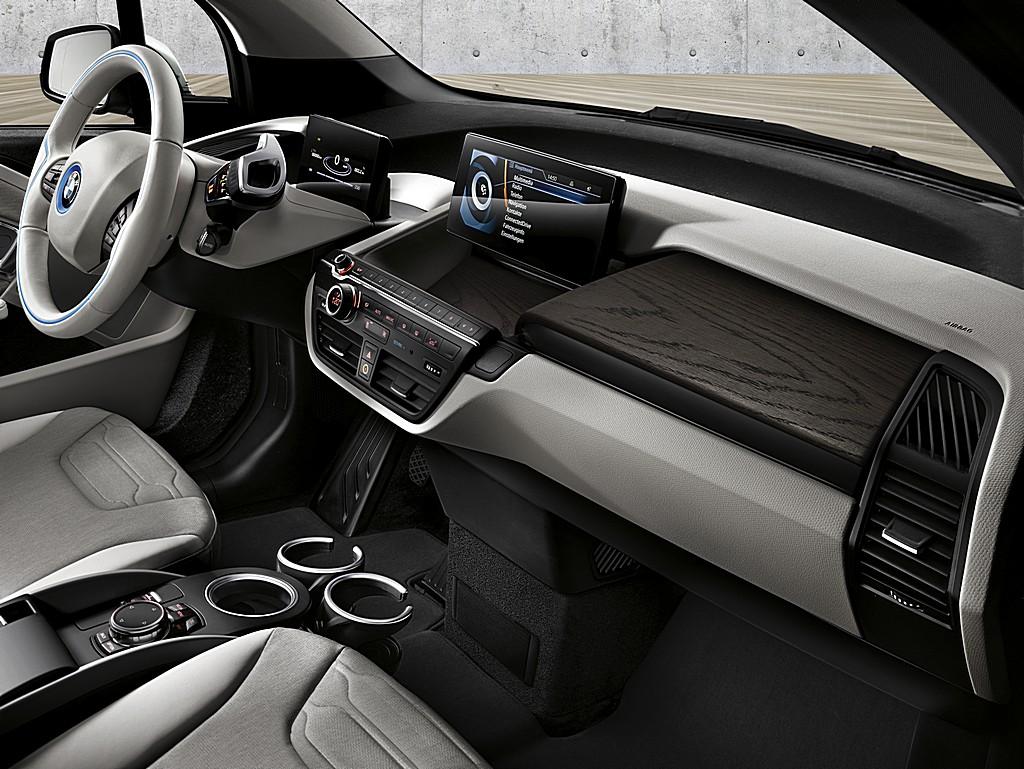 BMW i3 94 Ah Interni