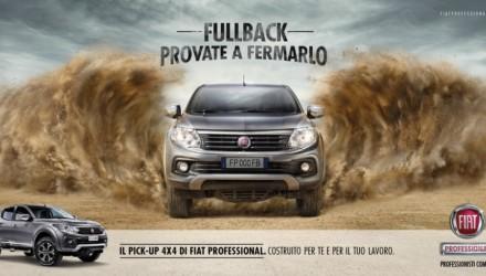 Fiat Professional Fullback Spot