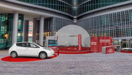 Nissan Leaf Milano Finale