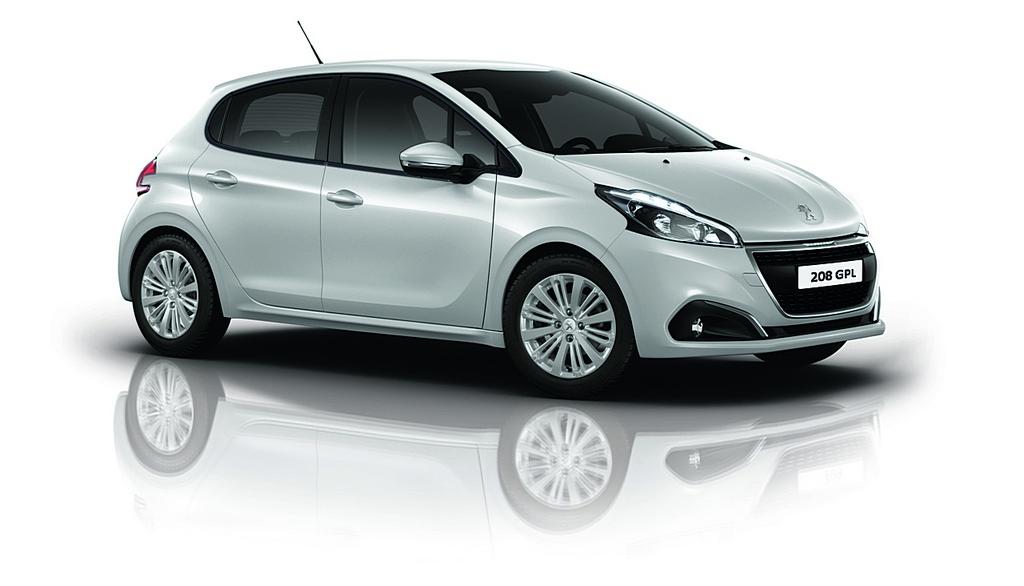 Peugeot 208 GPL