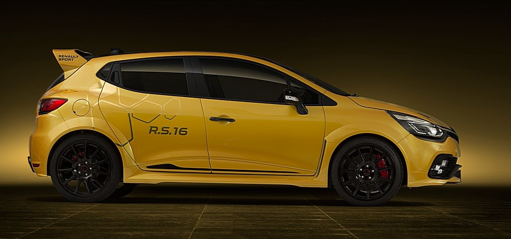Renault Clio R.S. 16 Concept 8