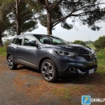 Renault Kadjar Tre Quarti