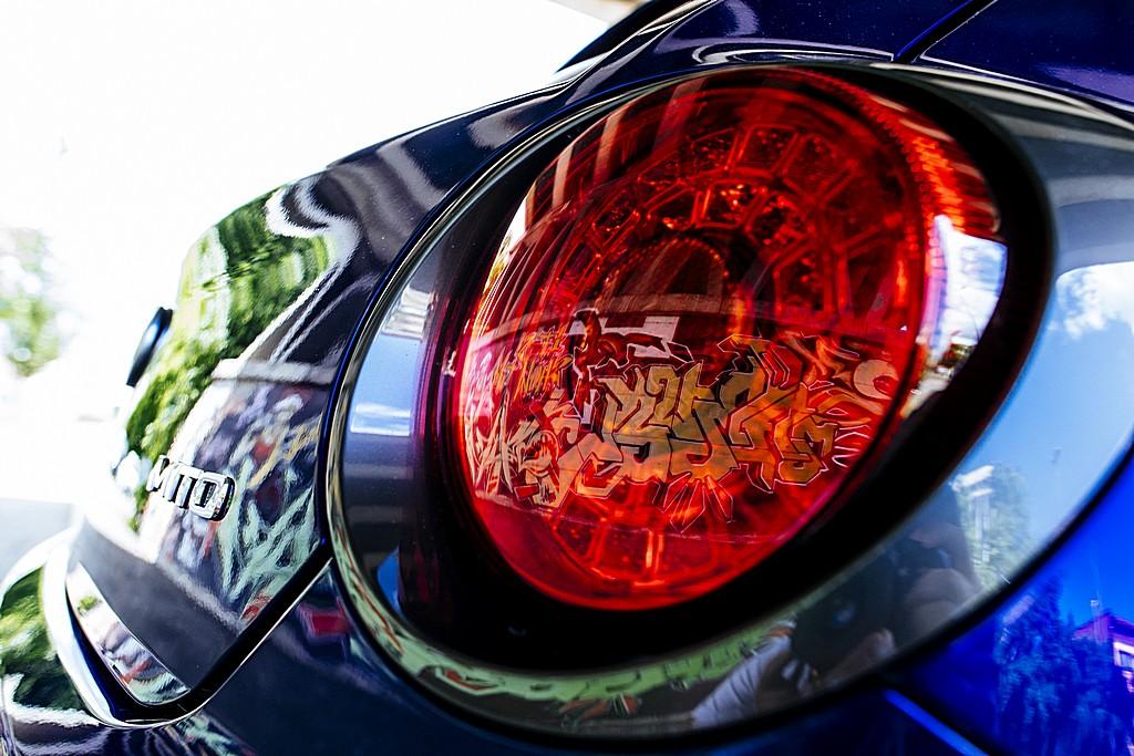 Alfa Romeo nuova MiTo Fanale Posteriore
