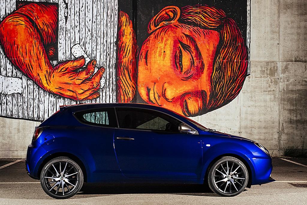 Alfa Romeo nuova MiTo Lato