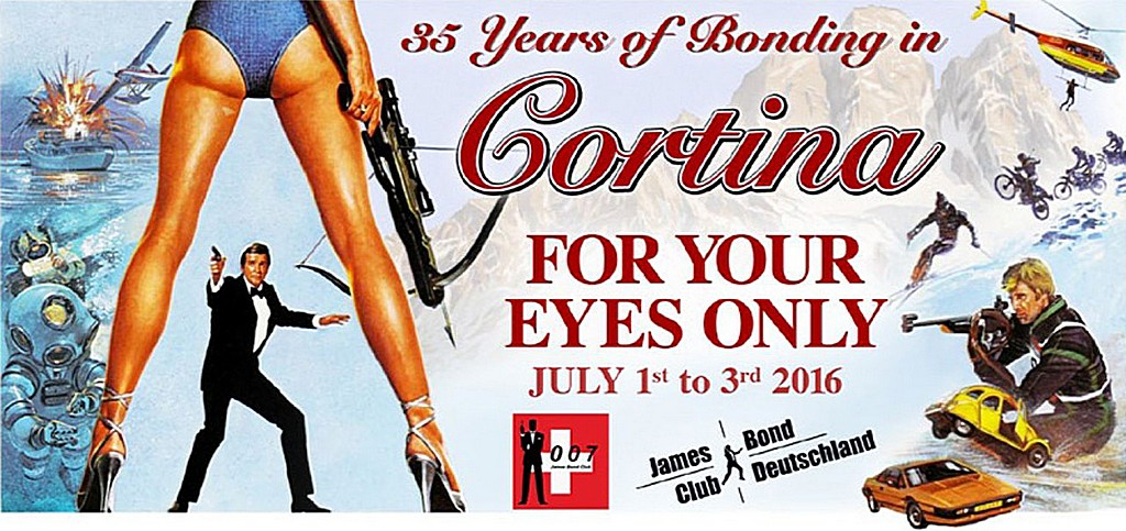 Cortina For your Eyes Only