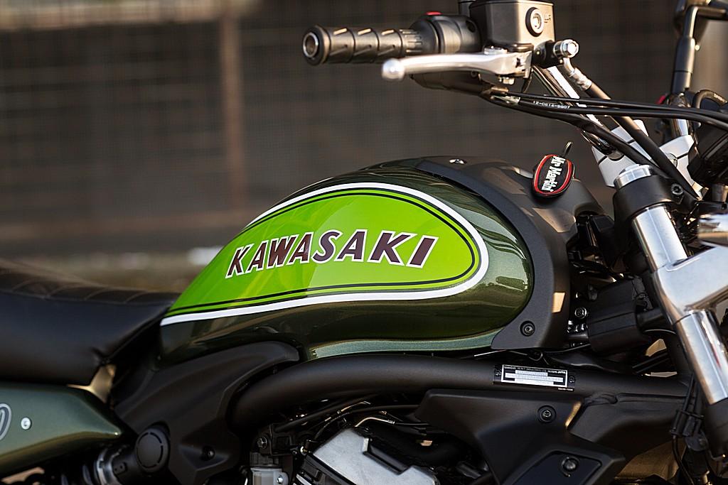 Kawasaki Vulcan S Mr Martini