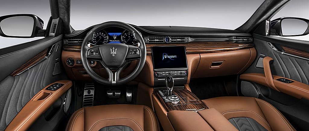 Maserati Quattroporte Restyling 4
