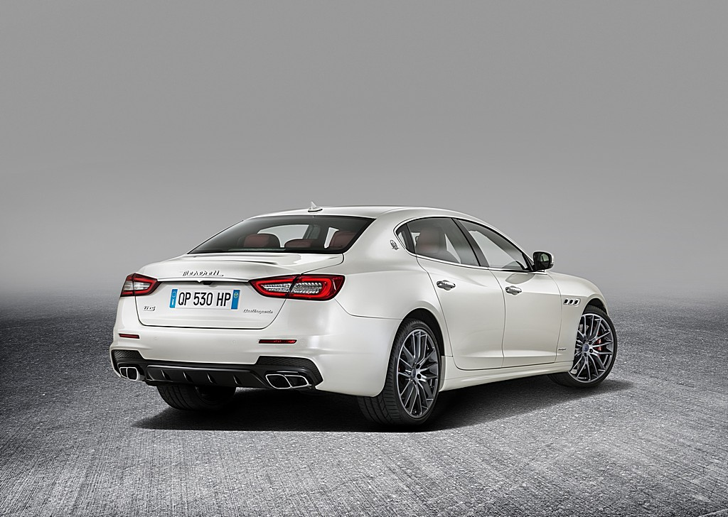 Maserati Quattroporte Restyling 8