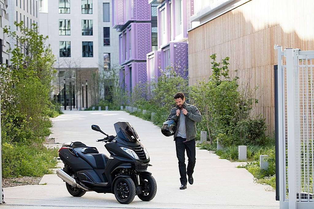 Peugeot Scooters Metropolis Black Edition