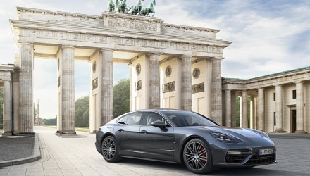 Porsche nuova Panamera Turbo