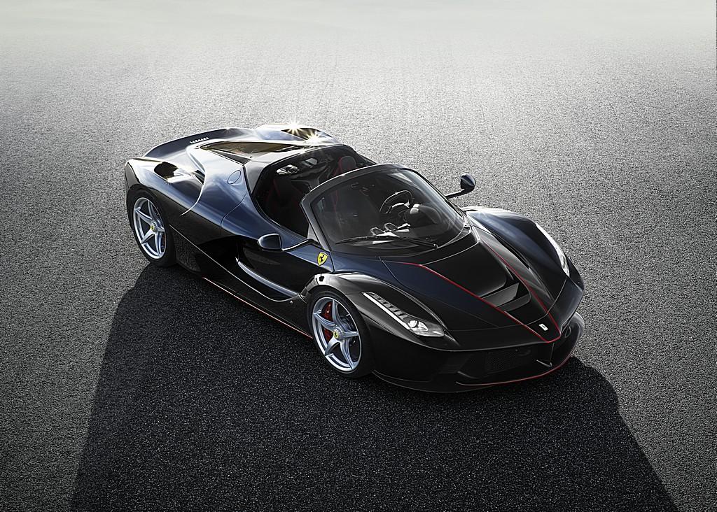 Ferrari LaFerrari Scoperta