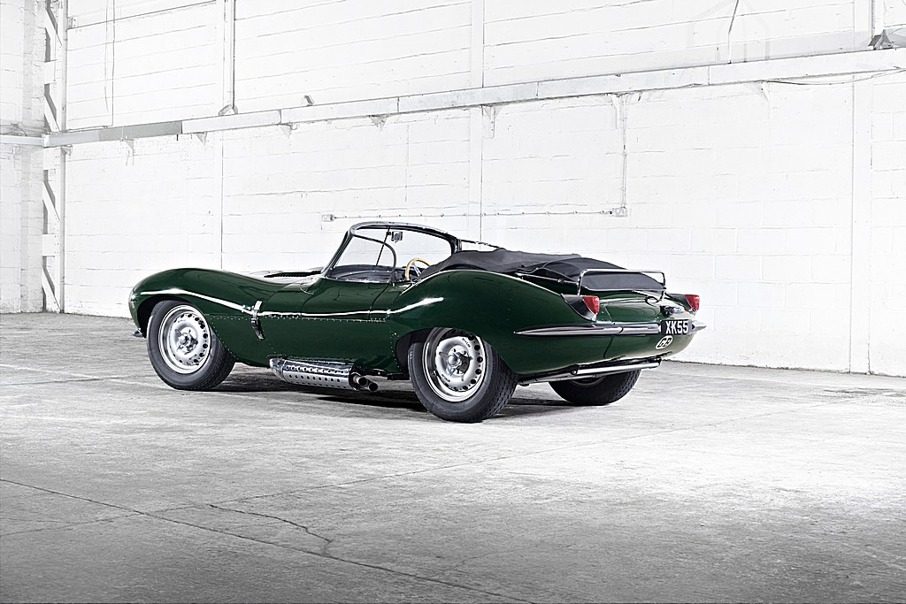 Jaguar XKSS Continuation Tre Quarti
